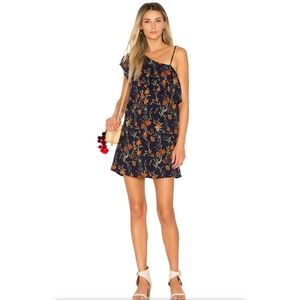 Heartloom x Revolve Bailey One Shoulder Dress